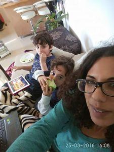 Tzofia מטפלת לילדים מחדרה, שכונת גבעת אולגה