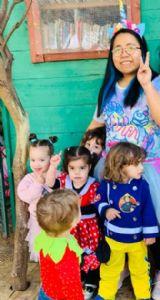 joan מטפלת לילדים מבני ברק, שכונת פרדס כץ