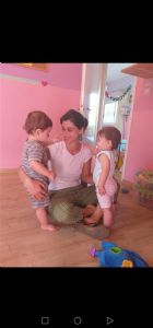 נועה מטפלת לילדים מהרצליה, שכונת מרכז העיר