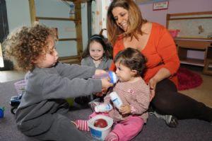 סמדר מטפלת לילדים מנתניה, שכונת בעיר