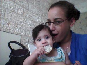 צופיה מטפלת לילדים מגבעת שמואל, שכונת גבעת שמואל
