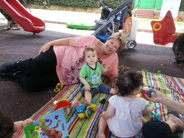 עדנה מטפלת לילדים מרעננה, שכונת מרכז