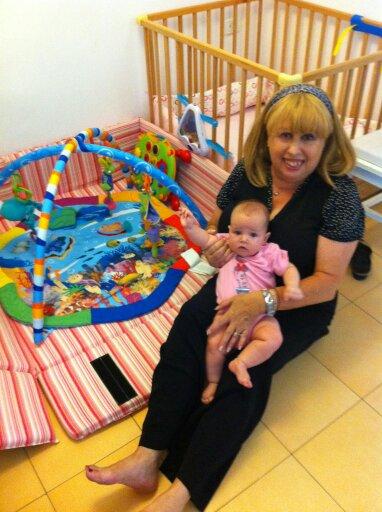 סוזי מטפלת לילדים מהרצליה, שכונת מרכז
